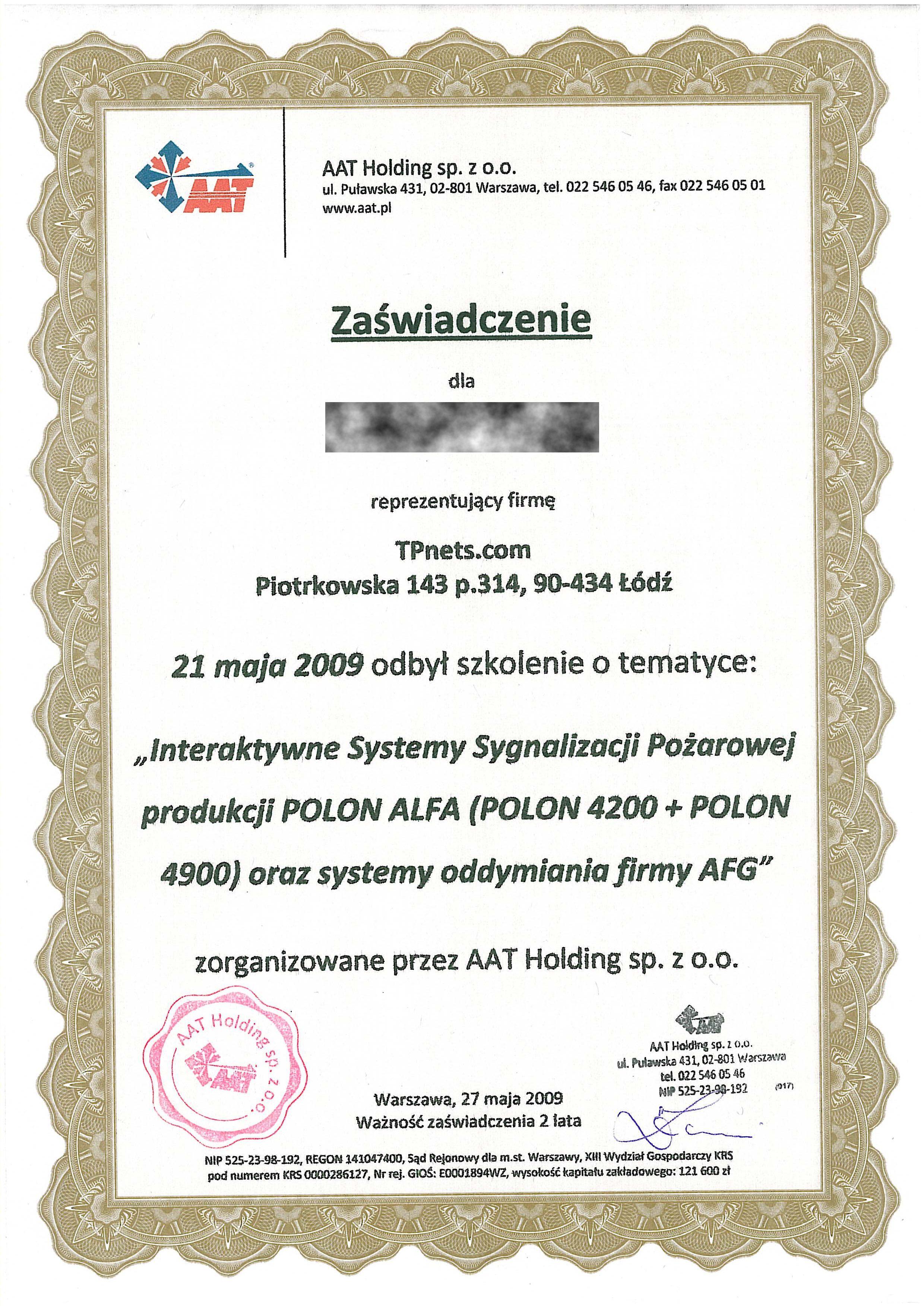 aat_2009_tb_zaswiadczenie_polon4200_polon4900_oddymianie_RODO
