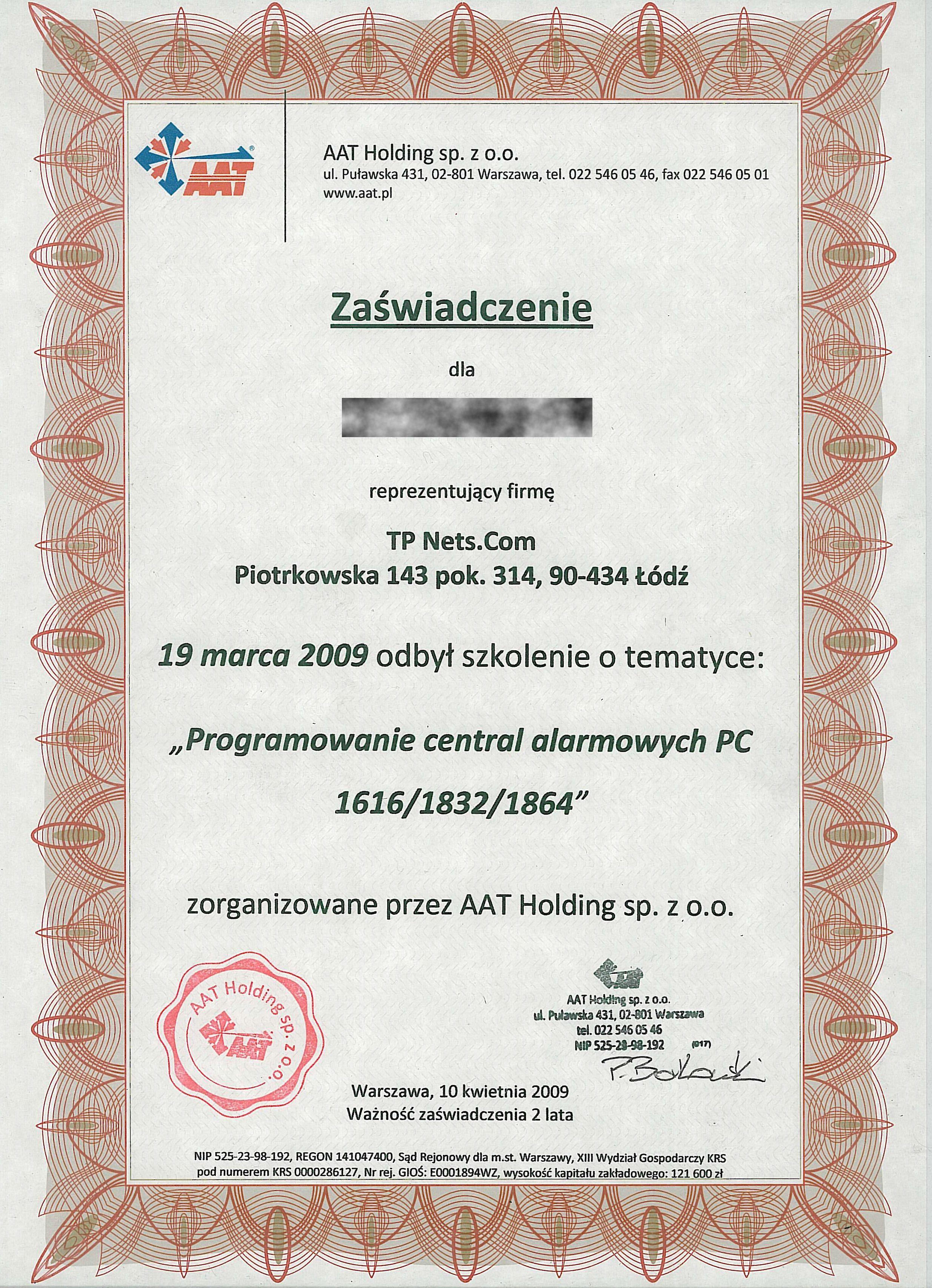 aat_2009_tb_zaswiadczenie_programowanie_PC1616_1932_1864_RODO
