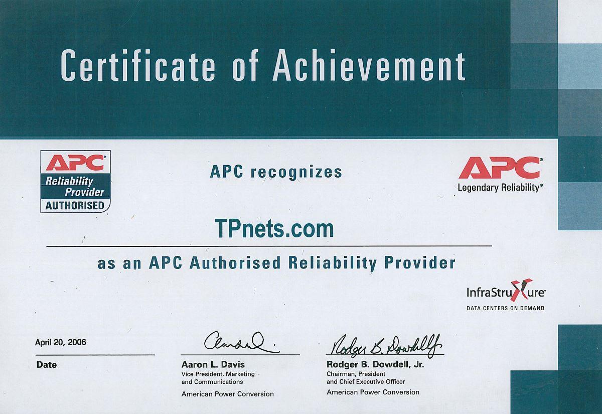 apc_2006_autoryzacja_reliability_provider
